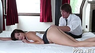 Massage session with honey ass porn hd xxx