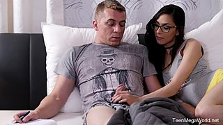 FuckStudies.com - Ashely Ocean - savory student in thirst Sex XXX